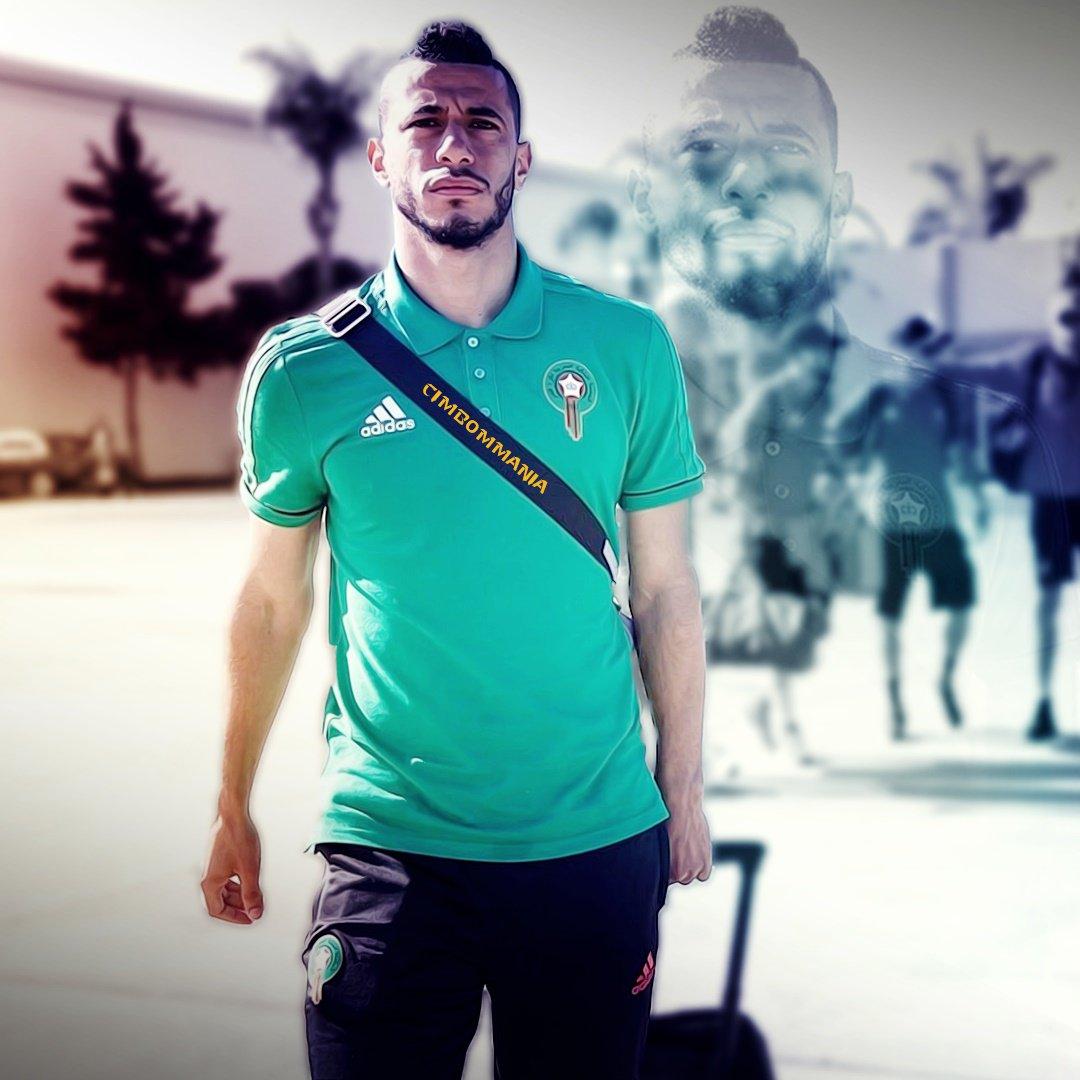 💢Gönlümün Efendisi Milli maç için Mısır'da! Younes Belhanda!