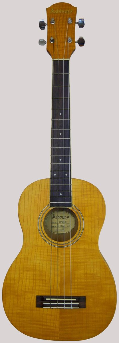 Ashbury AU60 Oak Acoustic Baritone