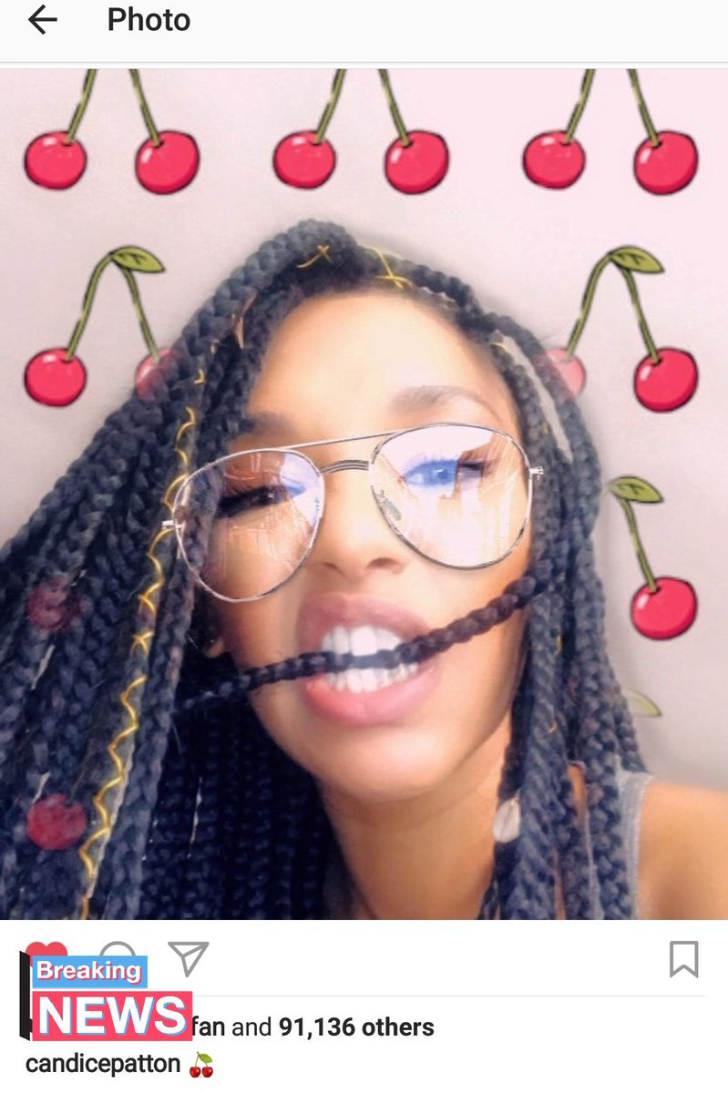 Day 1 of the Candice Patton Birthday Week Celebration🎉🎈🎶🎂🎈⚡  FUN QUEEN 4/  #JuneIsForCandice #TheFlash  #CandicanesLoveCandice   Queen of Braids💁🏽‍♀️  Hiatus Queen @candicepatton is SO cool per this #FlashbackFriday to April 2018  https://www.instagram.com/p/BiH49-fFH_l/?igshid=1qx1hqklwv815 …