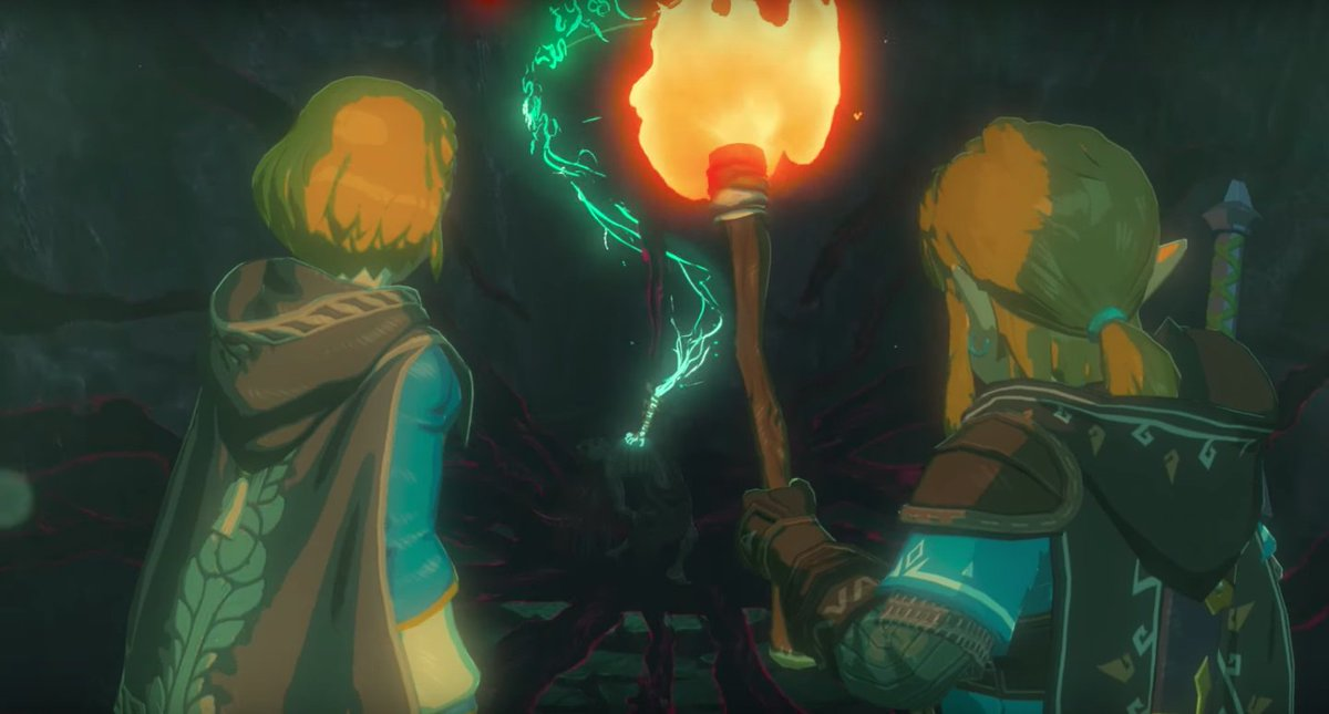 Zelda: Breath of the Wild sequel happened because the team had too many DLC ideas  https:// nintendoeverything.com/zelda-breath-o f-the-wild-sequel-happened-because-the-team-had-too-many-dlc-ideas/   … <br>http://pic.twitter.com/iS219PEypN