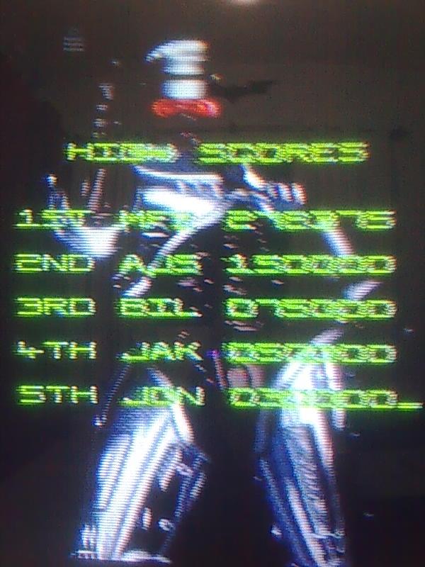 Finished Robocop 3 SNES - Return of Double Dragon SNES - Scoot Pilgrim PS3 https://t.co/6EyR71148v