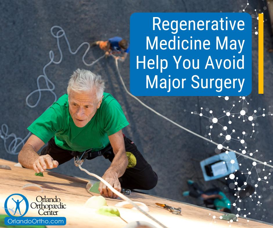 Osteoarthritis is the most common joint disorder in the United States affecting an estimated 80 million people. #osteoarthritis #stemcell #regenerativemedicine Discover more:   https://www.orlandoortho.com/regenerativemedicine/…