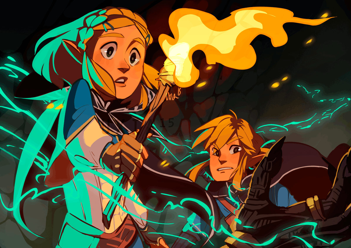 Who else is excited for the sequel of BOTW?! - #Zelda #BOTW2 #zeldabreathofthewild2  #Nintendo #Link #E32019 <br>http://pic.twitter.com/Ge7y4vnsjQ