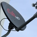 Image for the Tweet beginning: .@Dish Network is reportedly in