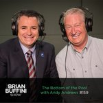 """Best-selling author @AndyAndrews talks about his new book, """"The Bottom of the Pool,"""" and shares the seven decisions that transformed his life and helped him achieve success on this week's episode of #TheBrianBuffiniShow. Listen to the episode now - https://t.co/4ci5fsGsyL"""