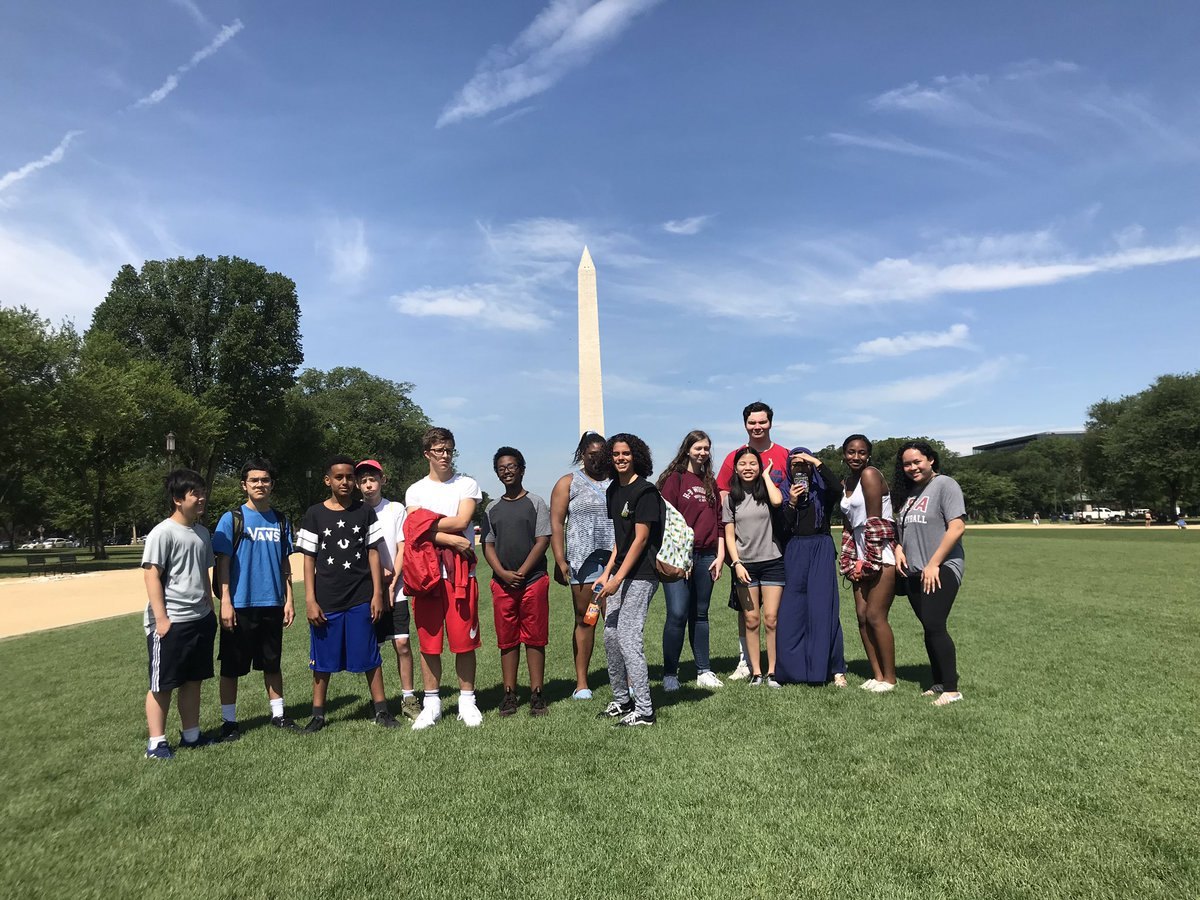Between the NMAAHC and our trip to Howard University & down to U st, we've had a great last 2 days of <a target='_blank' href='http://search.twitter.com/search?q=Junetime'><a target='_blank' href='https://twitter.com/hashtag/Junetime?src=hash'>#Junetime</a></a>. I love having these days with the students before they leave for the summer ❤️ One more day! <a target='_blank' href='http://twitter.com/HBWProgram'>@HBWProgram</a> <a target='_blank' href='http://search.twitter.com/search?q=loveHB'><a target='_blank' href='https://twitter.com/hashtag/loveHB?src=hash'>#loveHB</a></a> <a target='_blank' href='https://t.co/DhiL4JlZIG'>https://t.co/DhiL4JlZIG</a>