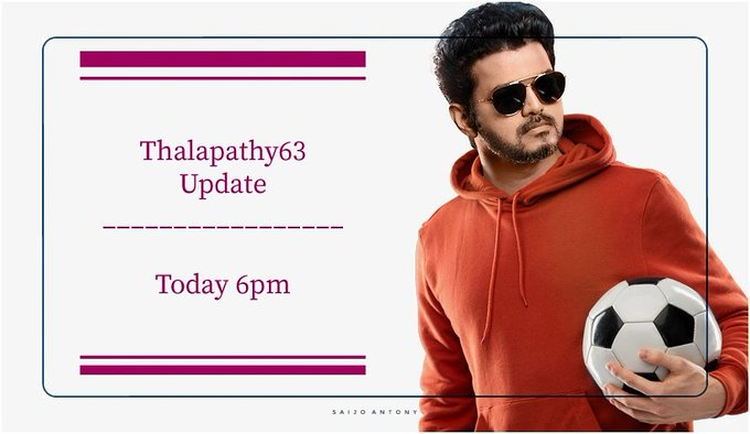 This tag should touch the National trends    #Thalapathy63UpdateDay<br>http://pic.twitter.com/EhuCNnB64v