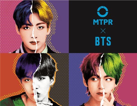 Metapho SC will be releasing BTS themed color lens MTPR x BTS on June 27 The lens have monthly and daily ver. IDOL 4 colors <GREY, HAZEL, OLIVE GREEN, BLUE> DNA 4 Colors <BROWN, PINK, BLUE, LIGHT BLUE> total of 8 colors