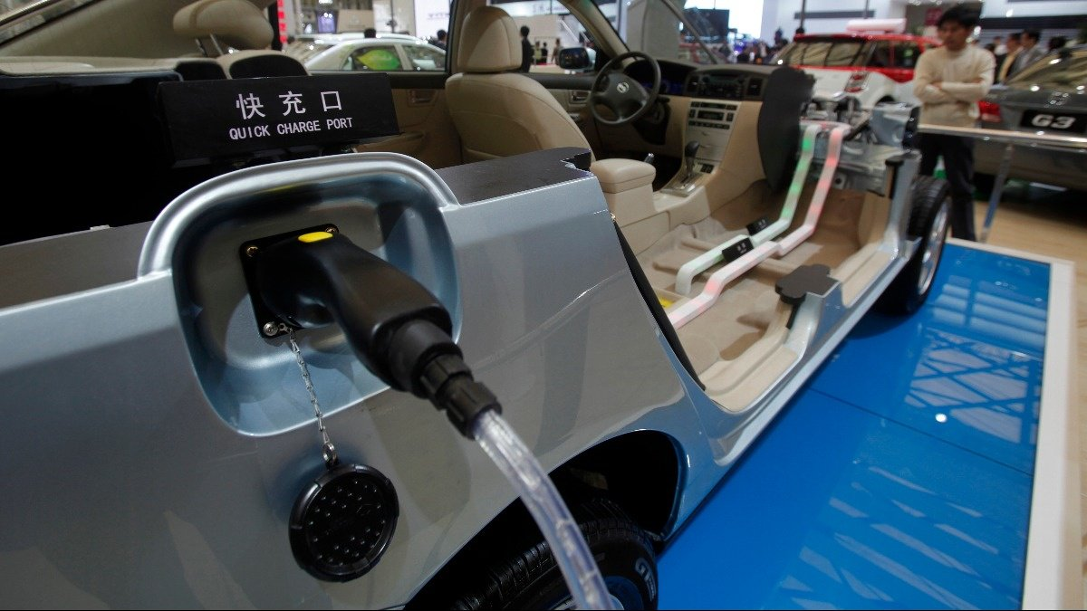 Is China's electric dream in danger? https://reut.rs/2Xqow2Y