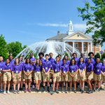 Leading local youth! Yesterday, local high school & middle schoolers kicked off their leadership development at HPU! They've been selected for the @HighPointPolice Youth Leadership Academy to develop leadership skills & learn about giving back.🤝#HPU365 #OurCityOurUniversity