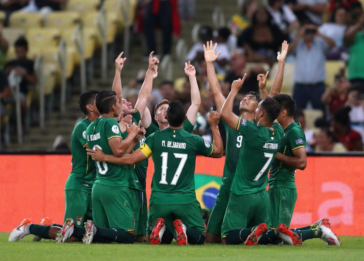 КА. Экс-форвард Шахтера наказал за ошибку игрока Динамо, но сборная Перу все равно выиграла у Боливии - изображение 1