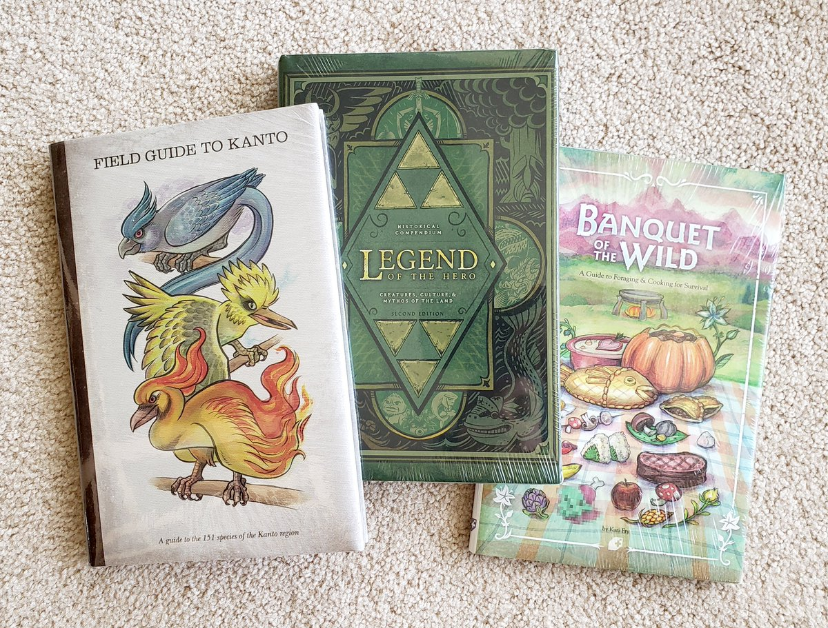 I'm donating proceeds from my old books for @GamesDoneQuick this week to benefit @MSF_USA! This is a perfect time to pick them up~   https://www. fangamer.com/collections/ga mes-done-quick/type_books  … <br>http://pic.twitter.com/StnUIqSfKf