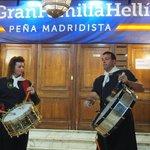 Image for the Tweet beginning: El sabado 15-06 Los Tambores