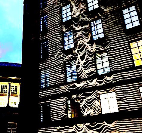 MCR, celebrating 40th anniversary of 'Unknown Pleasures'  <br>http://pic.twitter.com/i8FU55hFCl