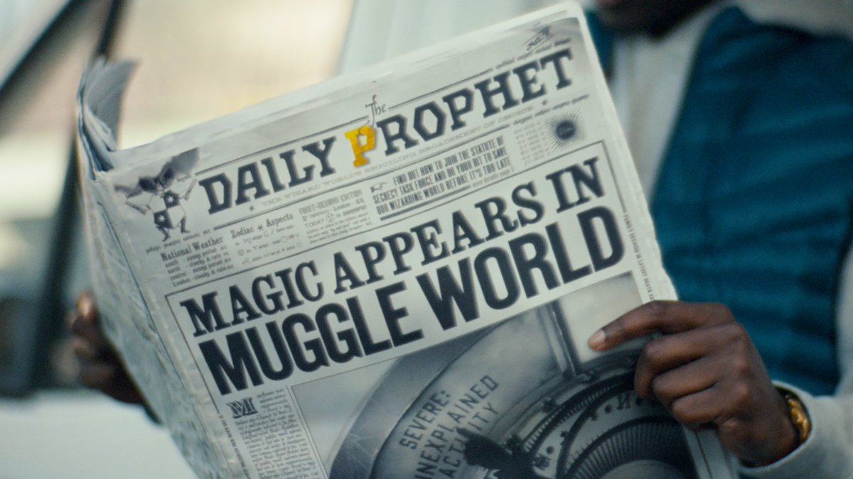 Get your wands ready because the worldwide launch of Harry Potter: #WizardsUnite begins this Friday, June 21. Similar to #PokemonGo, Wizards Unite is an upcoming free-to-play, location-based augmented reality game inspired by the Wizarding World.