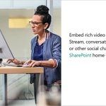 Image for the Tweet beginning: Embed conversations, video, and content
