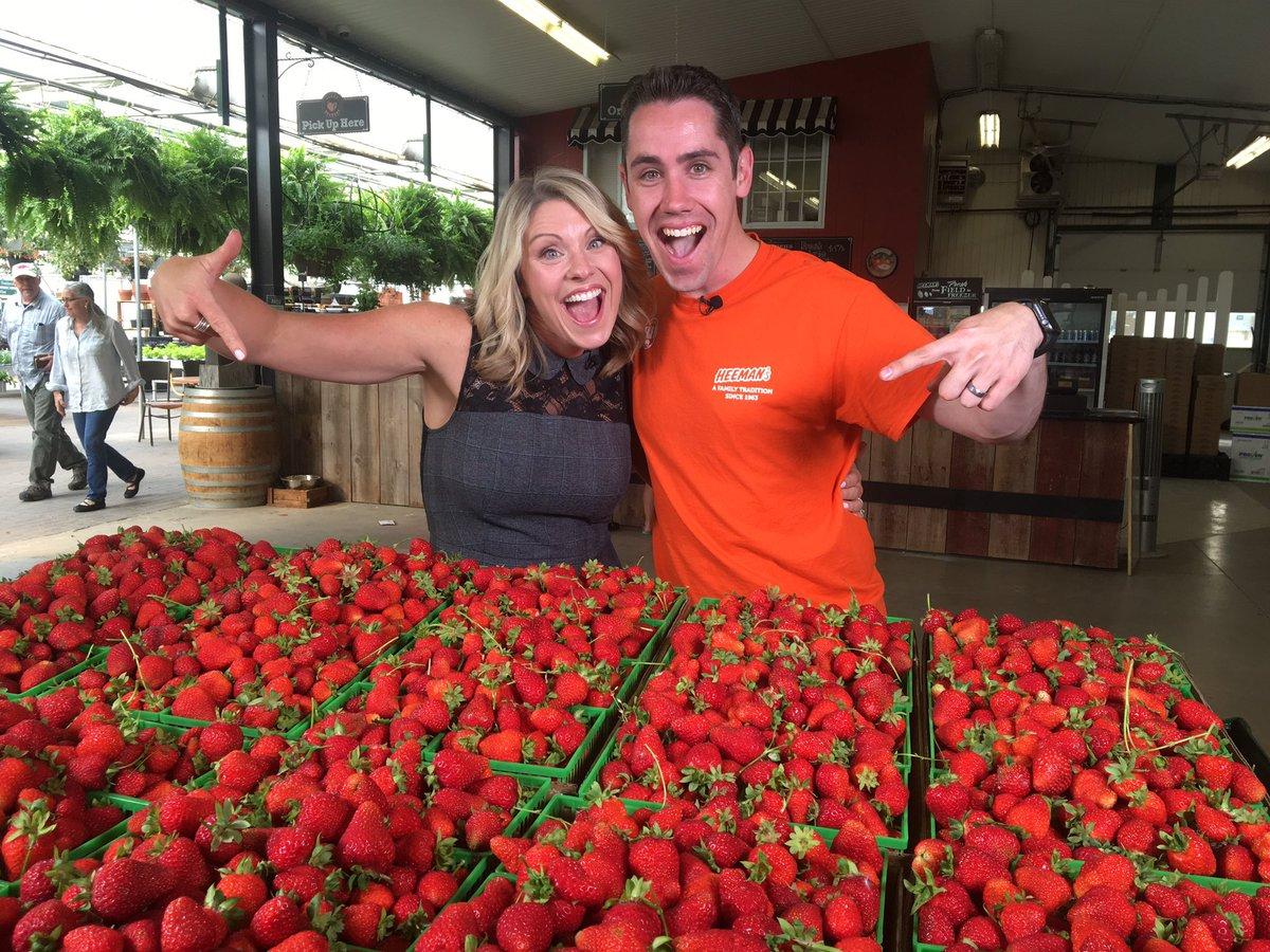 Strawberry 🍓 season is on @Heemans I'm a BIG fan.