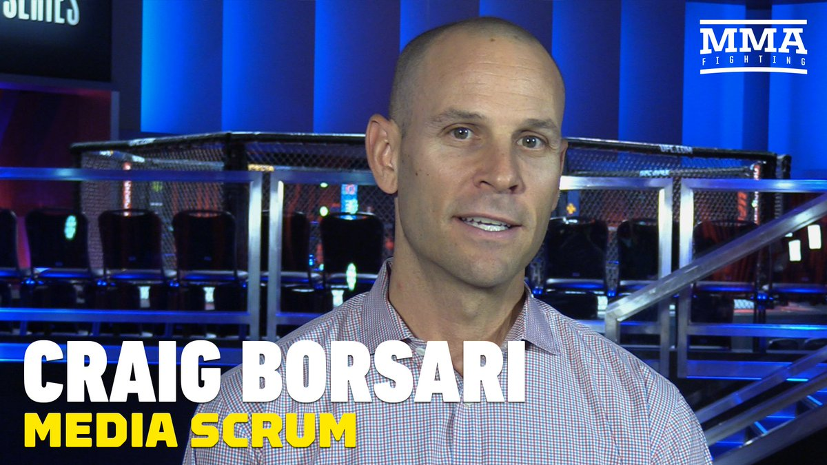 VIDEO: Craig Borsari explains how UFC production crew dealt with McGregor-Nurmagomedov chaos https://youtu.be/GxyjjOkqphs