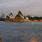 Image for the Tweet beginning: #Winter mornings in #Sydney  Opera House