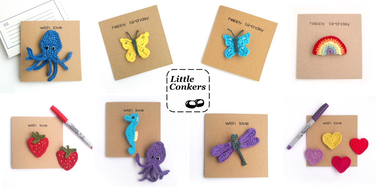 100% #recycled greetings cards for everyone and every occasion with brooches to keep and wear:  http://etsy.me/2edAOVj