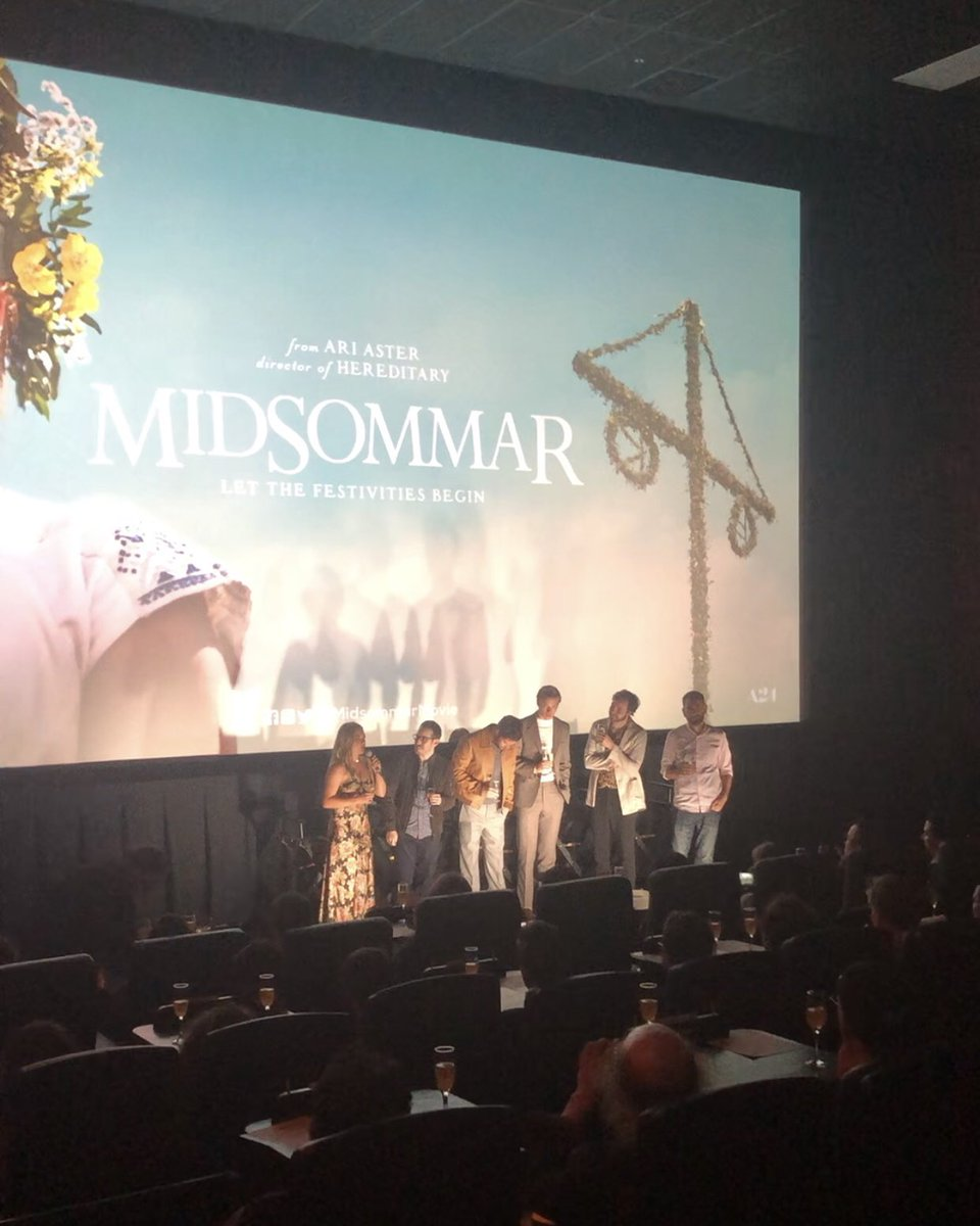 @A24's photo on Midsommar