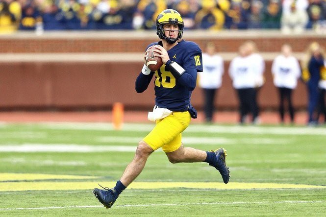 #Illini Fball still on , former Michigan QB Brandon Peters just announced on his Instagram account he's transferring to Illinois. Peters will have two years of eligibility as a Grad student. Peters a 4- recruit held offers from - LSU, Iowa, Nebraska, and Wisconsin. #B1G<br>http://pic.twitter.com/qt3B5uUhvT