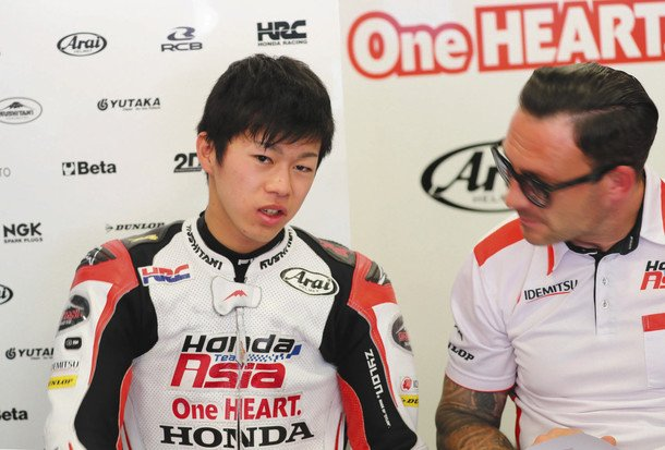 小椋、モト3目標の6位達成 f1express.cnc.ne.jp/interview/inde…