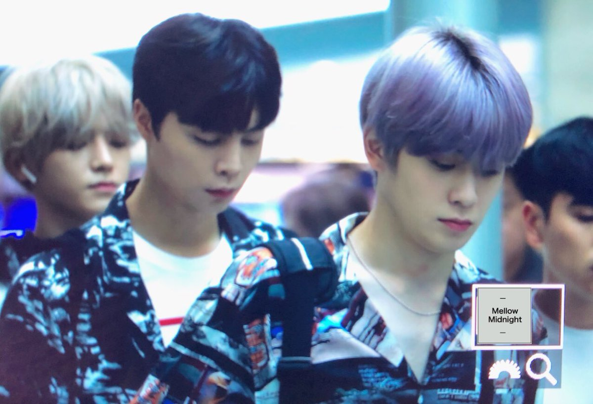 [preview] 190619 ♡ ICN © Mellow Midnight