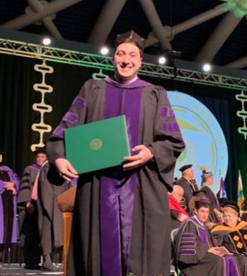 Muy orgulloso de mi hijo Jorge Ernesto Colberg Vilanova por su graduación de la Escuela de Derecho (Juris Doctor) de la Universidad Interamericana. Ahora la reválida y a aportarle al pais desde el campo del derecho. Exito!