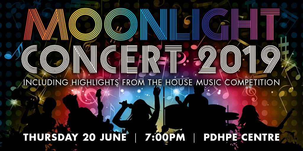 It's not too late... yet...(!) to secure tickets to the Moonlight Concert tomorrow, Thu 20 June! All funds raised go to @RuralAidAust to support the Gift of Music Programme. Tickets online at https://t.co/IOQdPq70NS