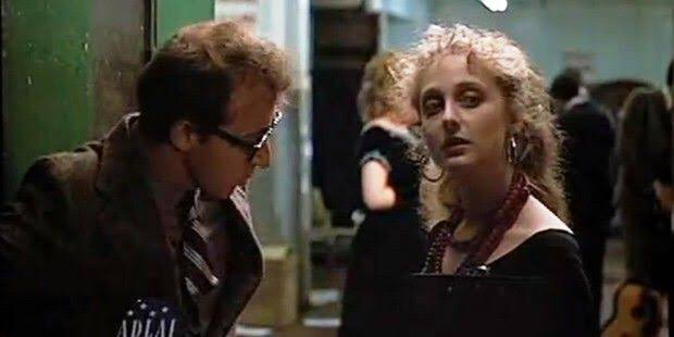 Happy birthday Carol Kane, whom I always associate with NY s 70s landscape as seen in Annie Hall.