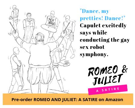 Romeo Juliet A Satire Rjsatire Twitter