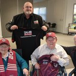 Image for the Tweet beginning: Life-long Manly supporters and avid