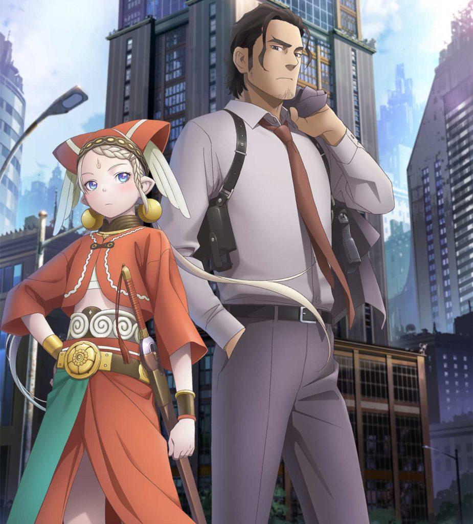Nuevo Trailer Del Anime De Copcraft Tweet Added By Ramen Para