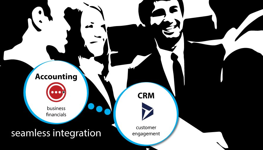 4 Good Reasons to Have an Integrated CRM and Accounting System