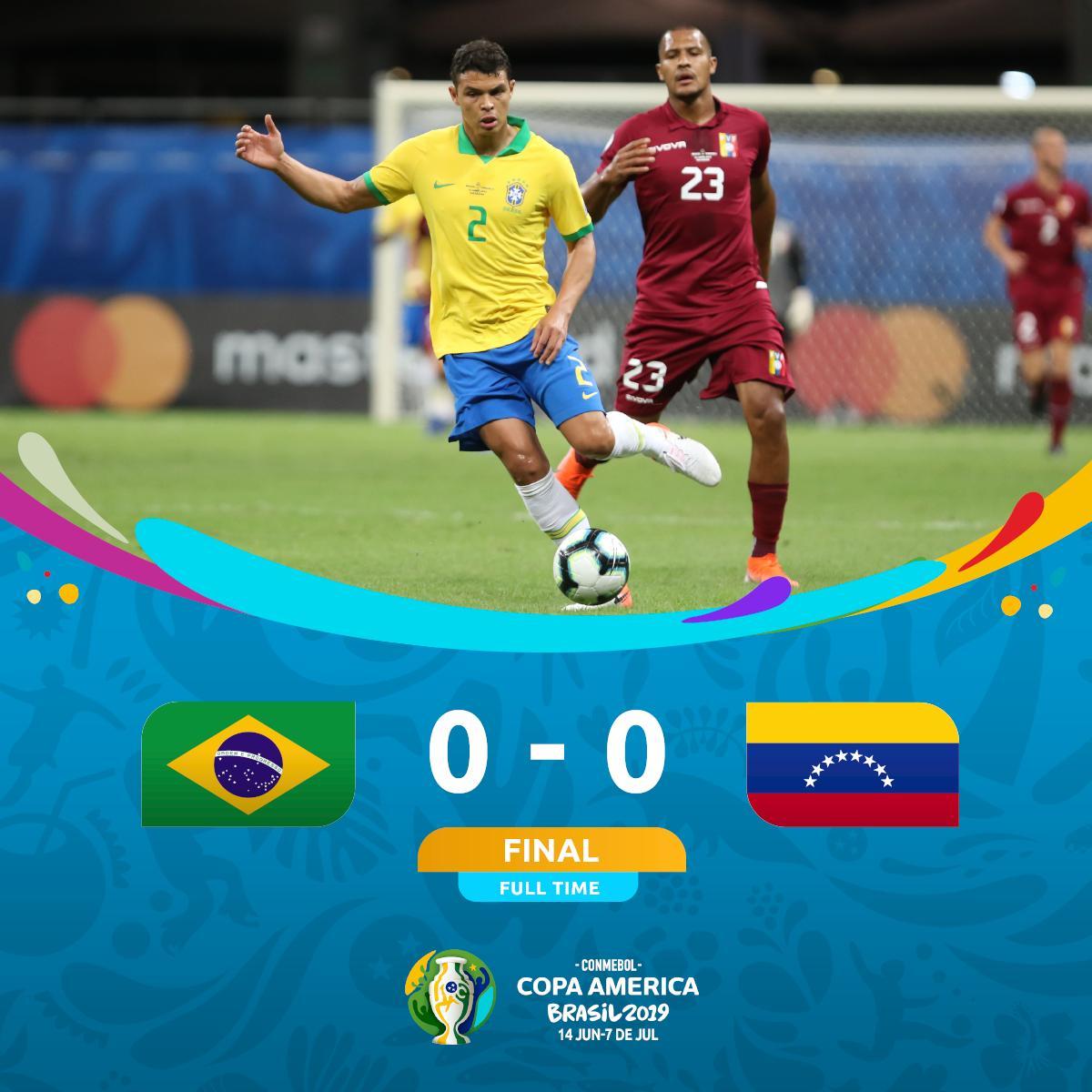 Brésil-Venezuela
