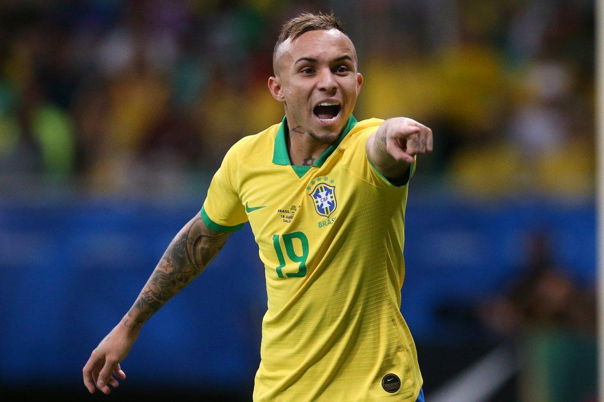 КА. Бразилия - Венесуэла 0:0. Фирмино, Жезус и Коутиньо забили по голу - но все они были отменены арбитром - изображение 3