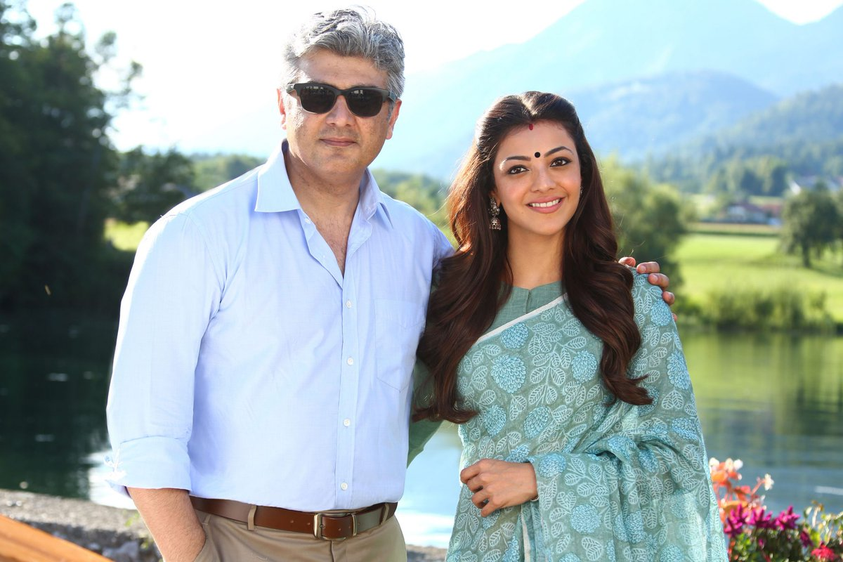 #HappyBirthdayKajal  Happy Birthday @MsKajalAggarwal Mam Behalf Of AjithKumar Sir Fans ... We Wish You Healthy Year & Successfull Professional Year also. God Bless   @KajalfanRavi<br>http://pic.twitter.com/0Z3PfRWQCN