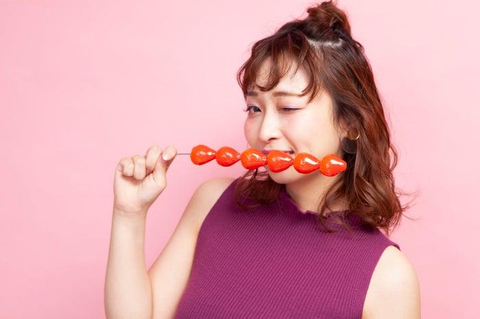 日本初のいちご飴専門店🍓🍓「Strawberry  Fetish」渋谷109にオープン🐰💗ドリンクやアイスも全てがいちご尽くし😍✨ #スイーツ #グルメ