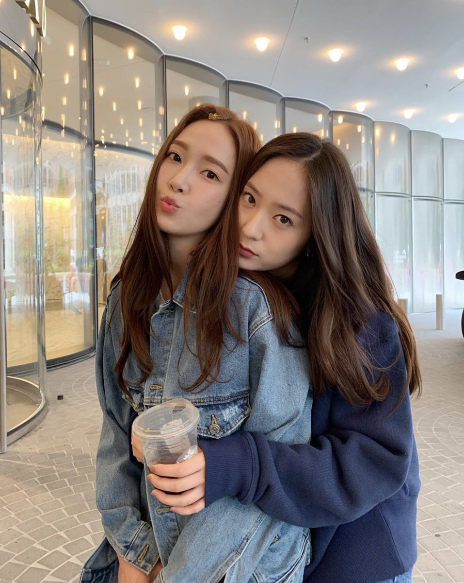 istg jungsis are the prettiest, best siblings in kpop. PERIODT