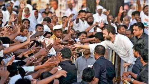 First they ignore you. Then they laugh at you. Then they fight you. Then you WIN✌️  Wishing #Congress President Shri  @RahulGandhi  ji a very happy birthday!! May you be blessed with good health joy happiness and success! #HappyBirthdayRahulGandhi  #congresspresidentrahulgandhi