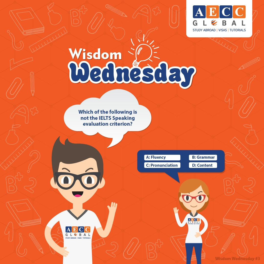 Hey Students!Here's a quiz for all of you. Please comment on the right answer.#WisdomWednesday #AECCGlobal #Nepal