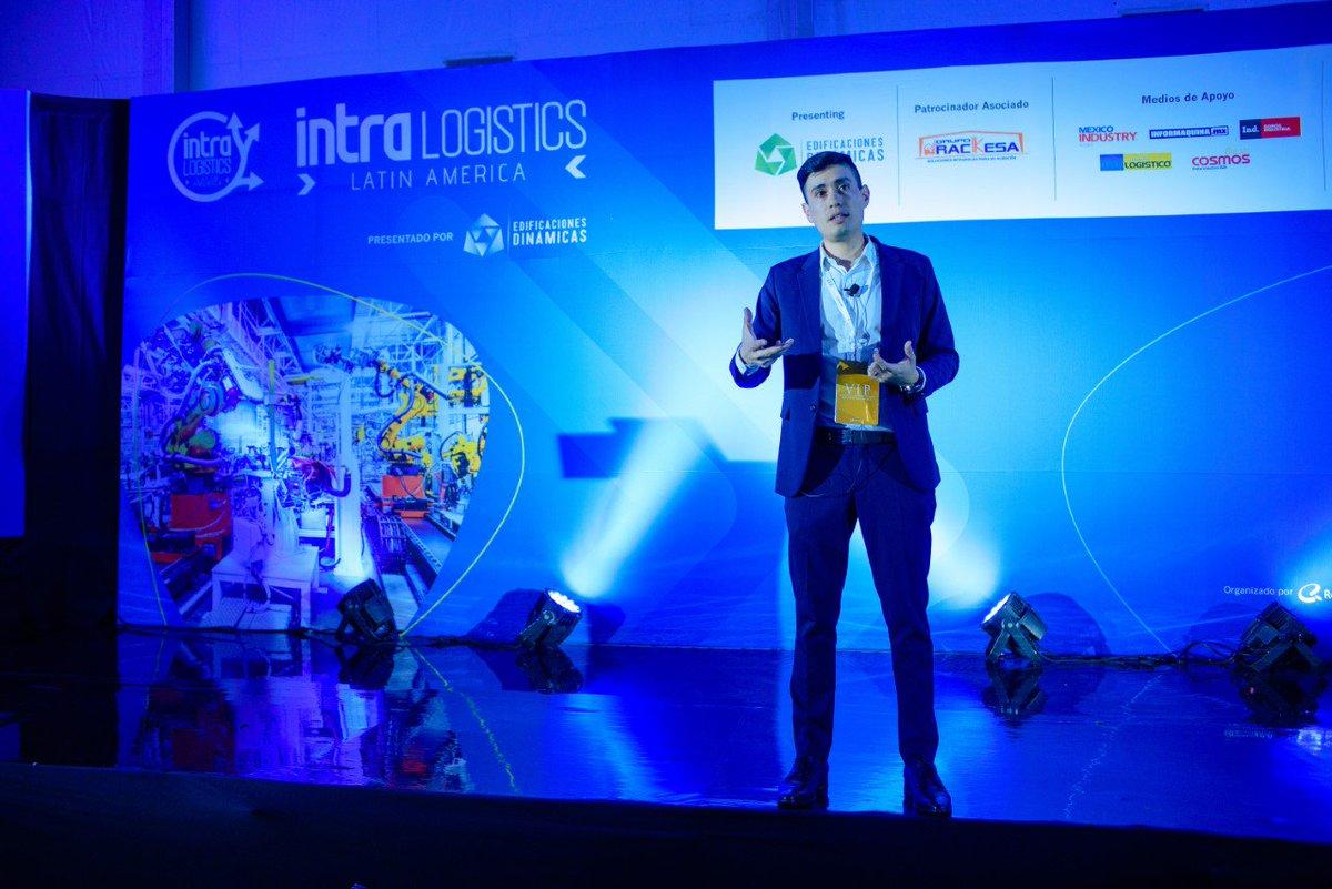 """INTRA LOGISTICS LATIN AMERICA 2019, escaparate de la industria 4.0 en México  Sigue, LINK ⬇  ➡ http://ow.ly/VScy30oUUWk ⬅📦  GM5: """"Evento especializado en logística interna y cadena de suministro dedicado a los profesionales del sector."""". #FelizLunes  Logistics Latin America,"""