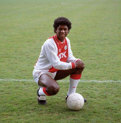 "90s Football on Twitter: ""Clarence Seedorf at Ajax, 1991.… """