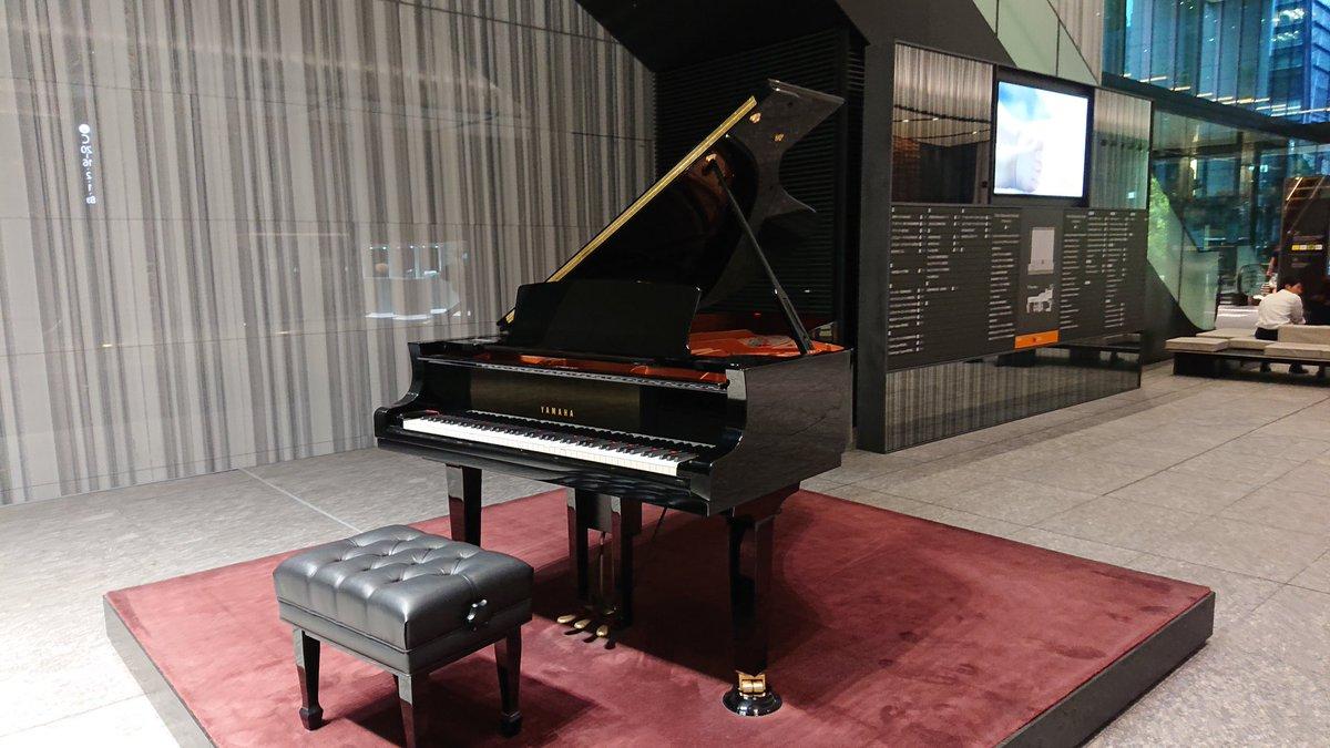 東京 ストリート ピアノ