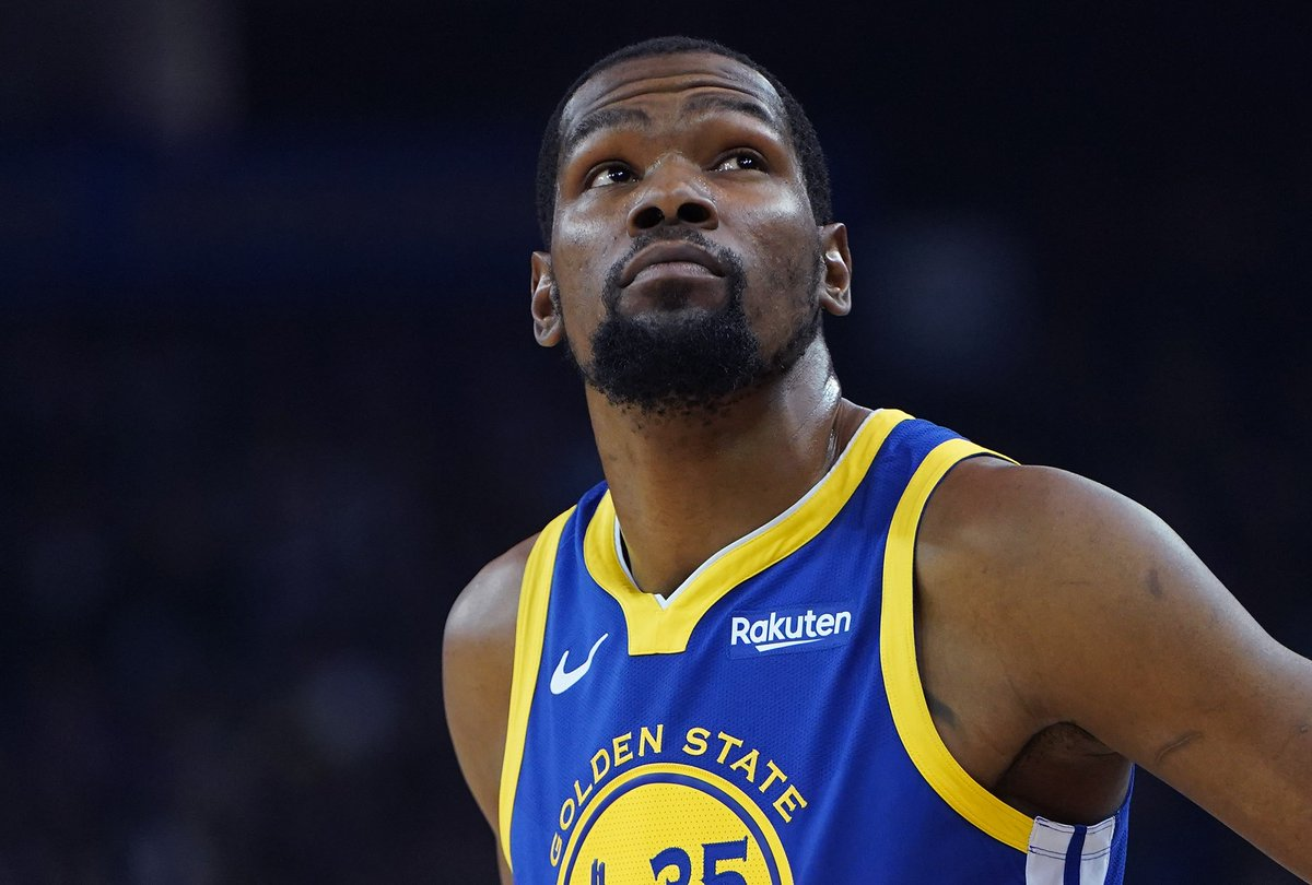 Kevin Durant Is Reportedly Considering 4 Teams In Free Agency
