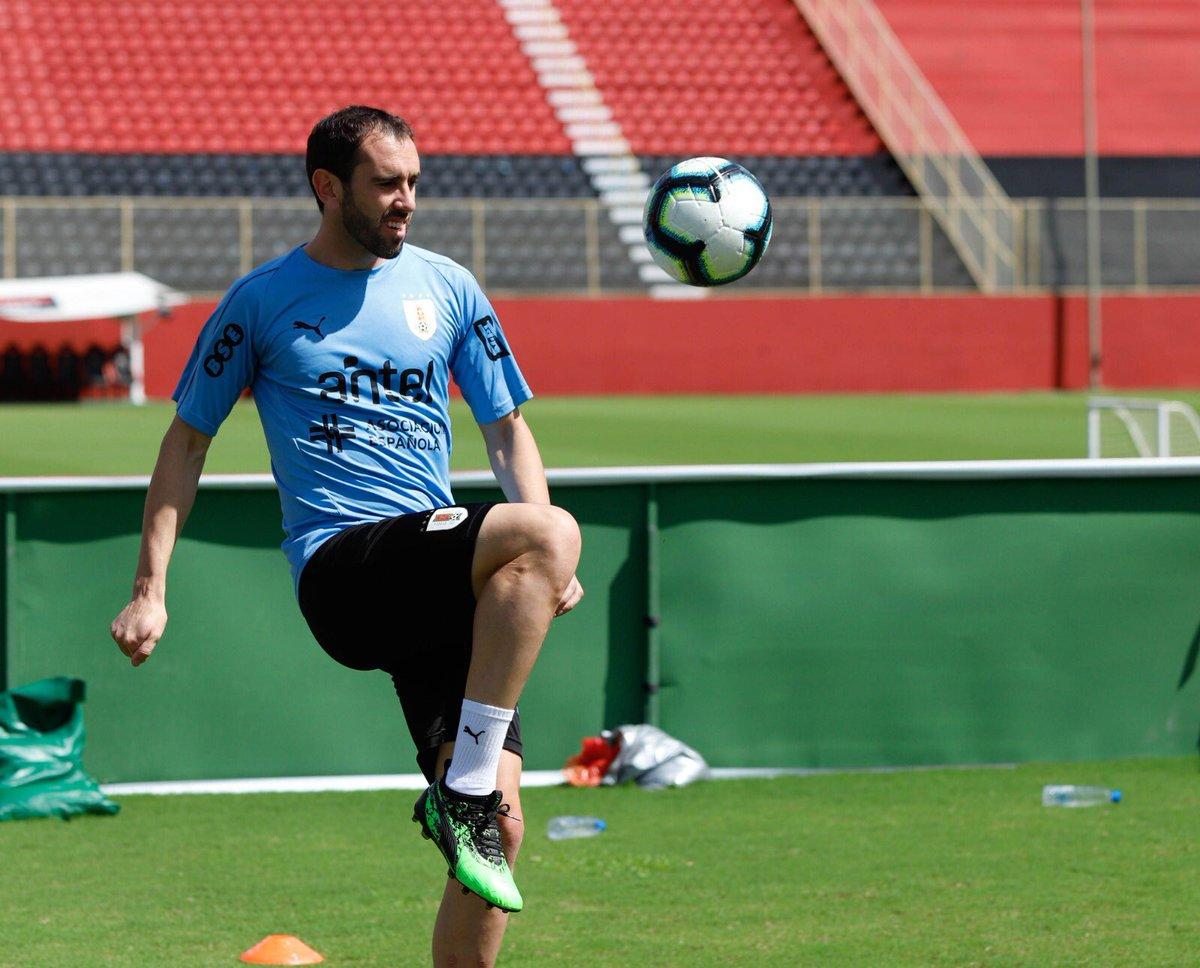 Primer entrenamiento en Salvador de Bahía 👌⚽️