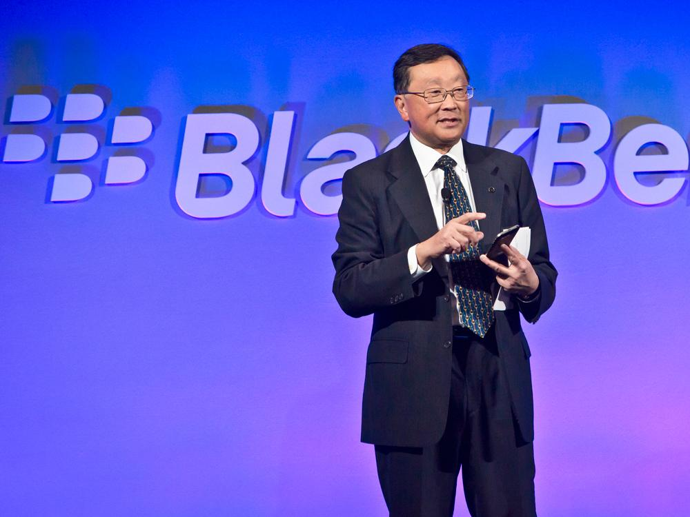 BlackBerry beats revenue estimates as it reaps the rewards of Cylance acquisition