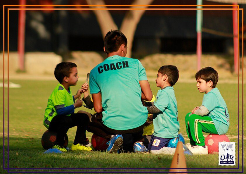 #grassroots #wednesdays  Phewww! Coach, it's already 48 degrees and your instructions are making it 500 degrees!😋😂   #thesportscompany #grassroots #training #coaching #young #ones #football #soccer #players #champions #kids #fun #love #happy #teamwork #together #dream #dreamon