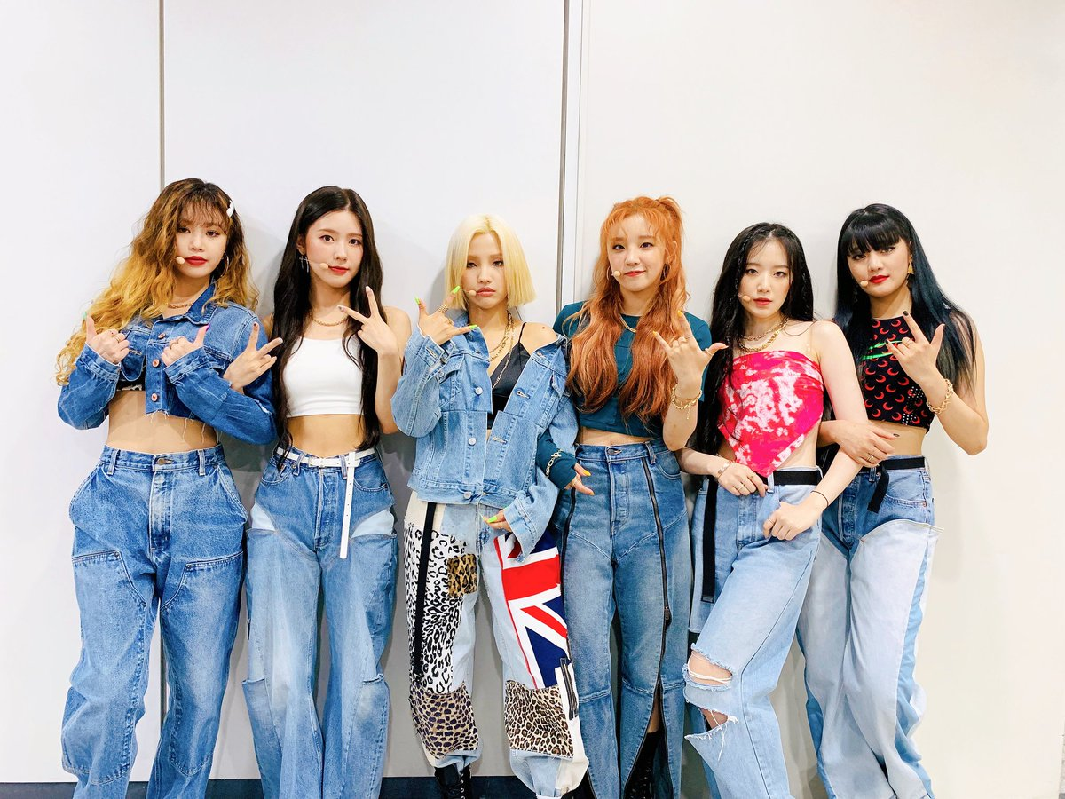 Image result for (g)i-dle uh oh